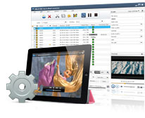 conversor de vídeos iPad