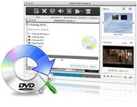 grabar DVD
