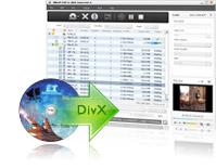 DVD to DivX converter