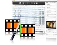 Mac DVD a iPod converter